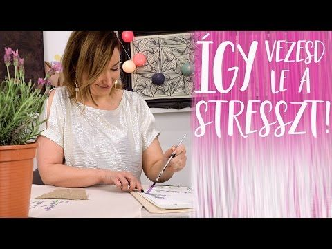 (416) Ideges vagy? Így vezesd le a stresszt!   INSPIRÁCIÓK Csorba Anitától - YouTube