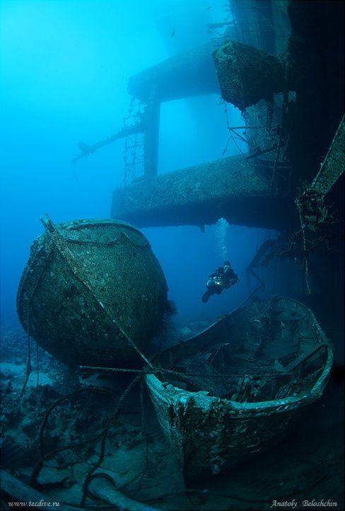 immersioni in relliti. Per me, questo tipo di immersioni è il migliore immersioni che puoi fare, perche è come se vai a un museo, però sott'acqua