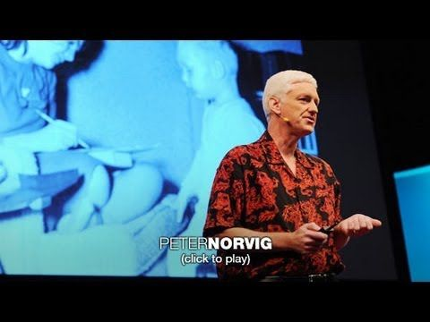 Peter Norvig The 100,000-student classroom  innovation in education and career opportunities