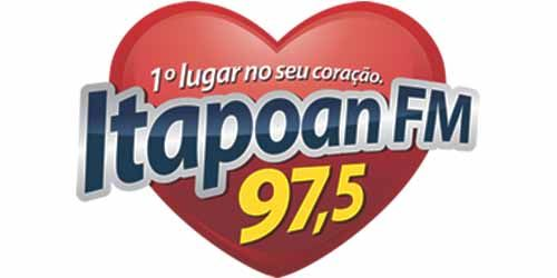 Listen online to Itapoan FM 97.5 from Salvador, Bahia, Brazil. Tune and listen your favourite Itapoan FM 97.5 Radio with onlineradiotune.com