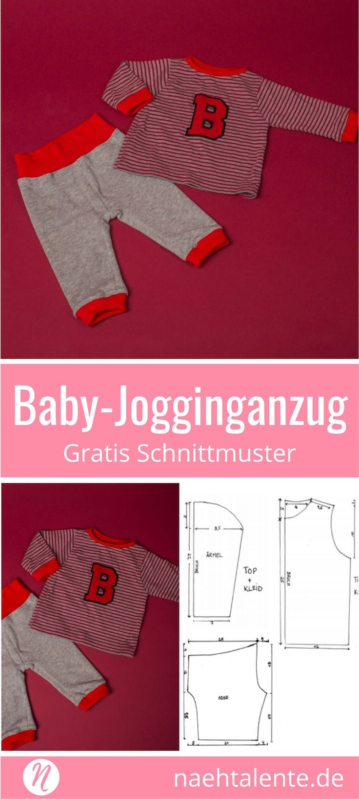 Best 505 Muster ideas on Pinterest | Baby sewing, Sew baby and ...