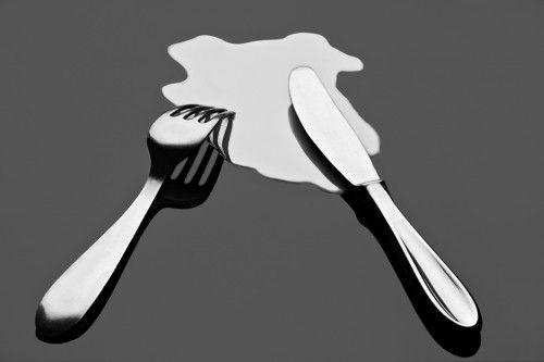 Liquid food by Gert Lavsen