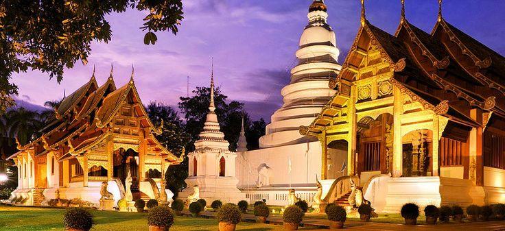 Onde ficar em Chiang Mai, na Tailândia