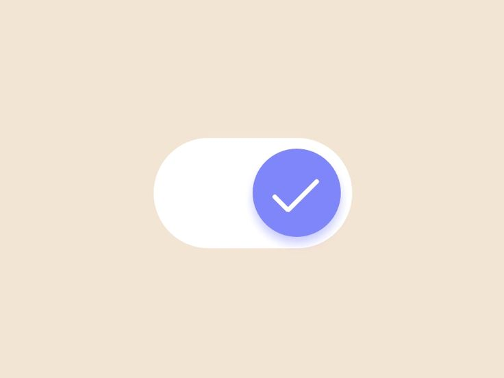 Yet another toggle animation by Andrew