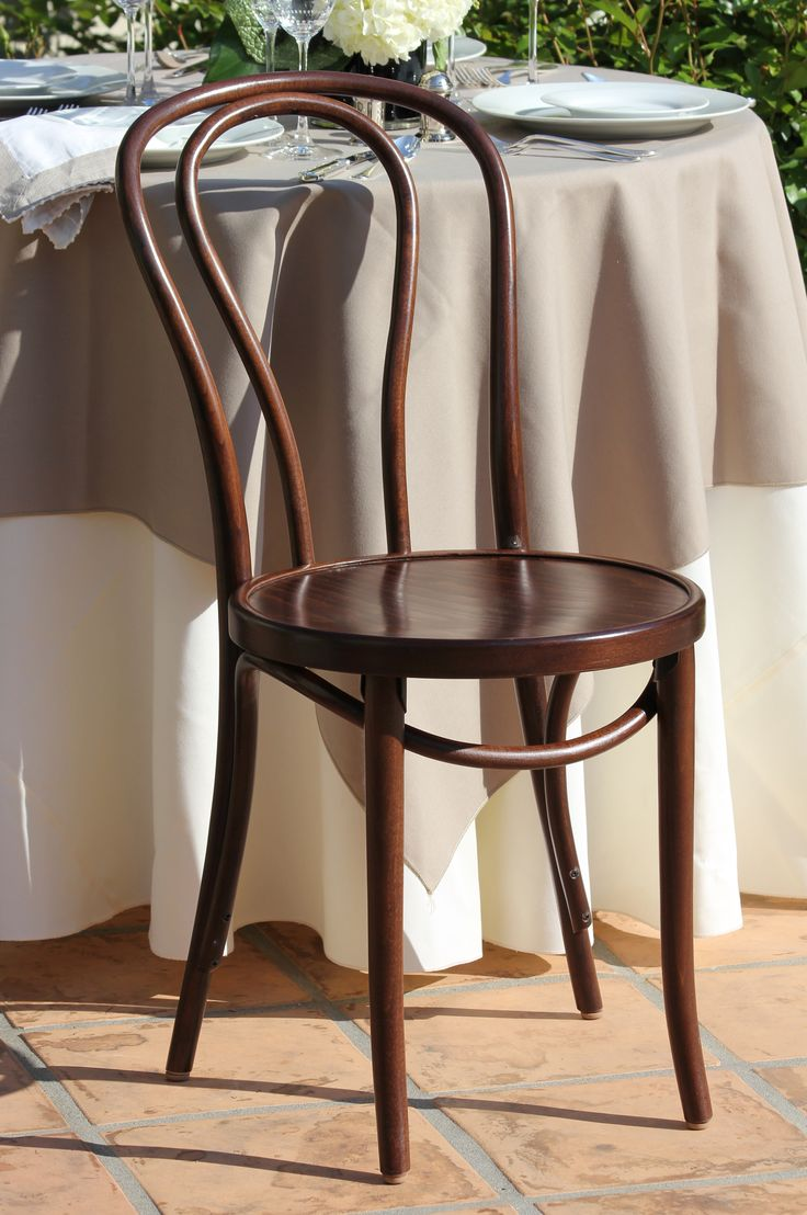 Bentwood chairs domino - Walnut Bentwood Chair Town Country Event Rentals