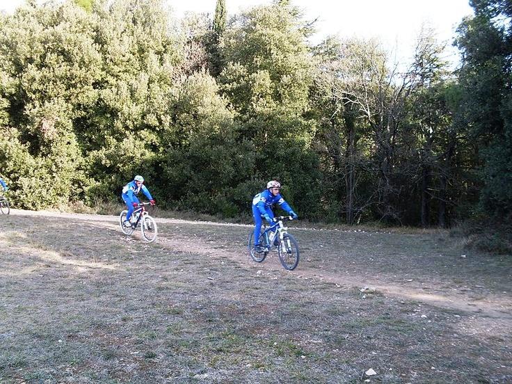 Monte Conero - Ciclista