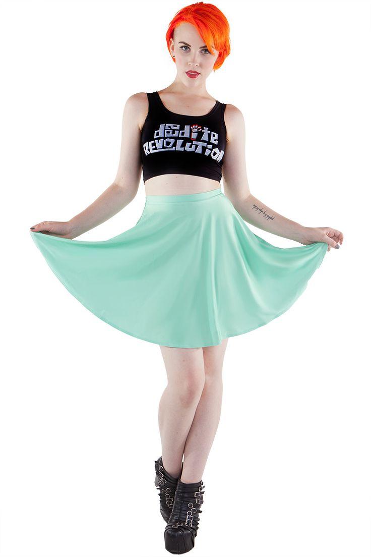 De-Perez Skater Skirt - $50 AUD
