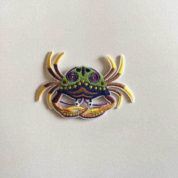 Artificielle adulte mer crabe Costume Conch par myrainbowsupplies