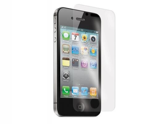 Scosche recoverSKIN g4 - Self-Healing Screen Protector for iPhone 4S and 4