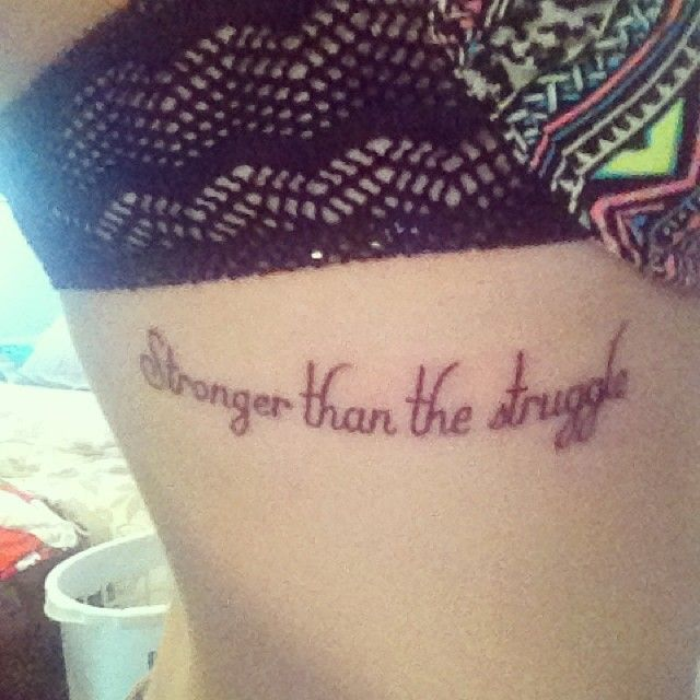 My Newest Tattoo She Is A Soldier In The War Against: Best 25+ Bipolar Tattoo Ideas On Pinterest