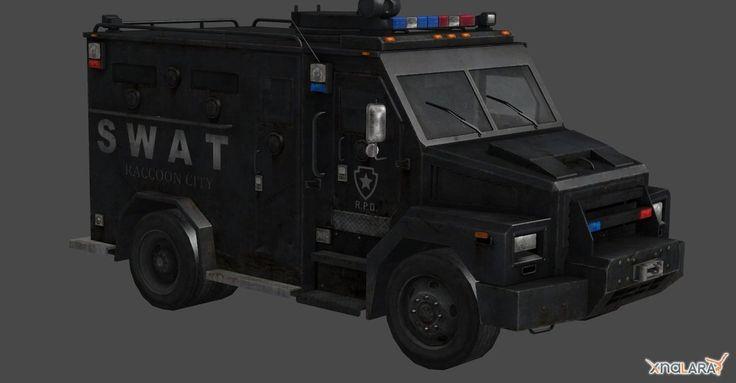 ORC SWAT VAN by Oo-FiL-oO.deviantart.com on @DeviantArt