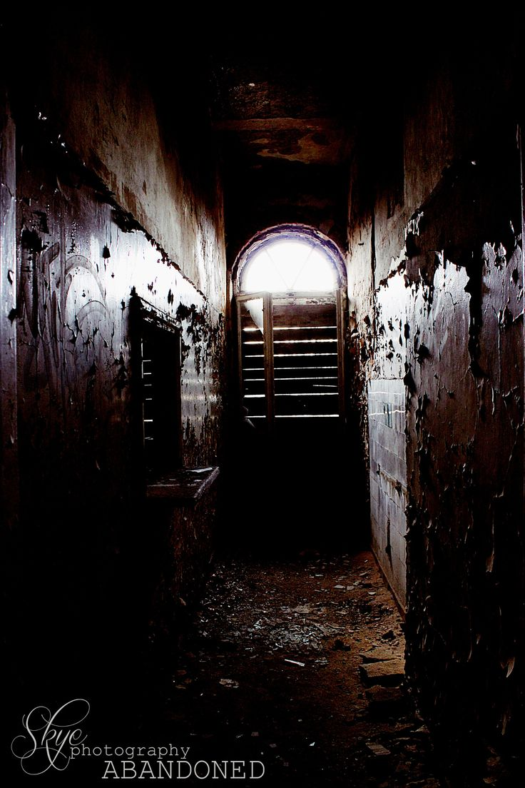 Abandoned Hospital of Infectious Diseases - null
