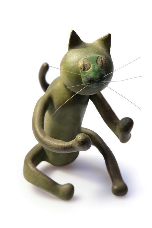 """""""gatto Meo"""" di Bruno Munari"""