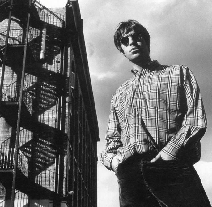 508 best Oasis rock and roll images on Pinterest | Liam ... Oasis Band 1995