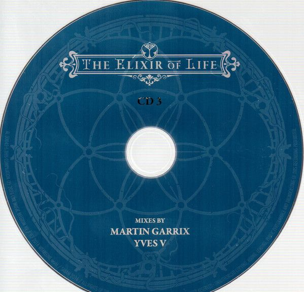 Images for Various - Tomorrowland 2016 - The Elixir Of Life martin garrix ives v #cover #CD  #albumcover #tomorrowland
