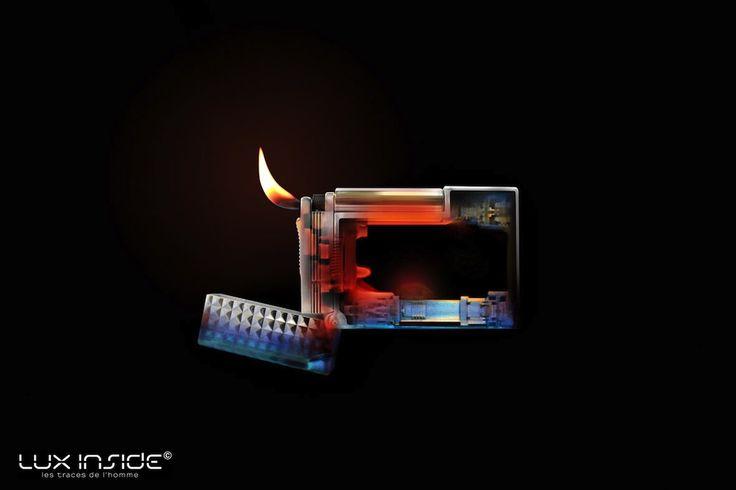 Laurence Picot & Jean-Francois Paul: photo and x-ray. L'accendino Dupont Come fa un accendino a costare quasi mille euro? Oltre ai materiali pregiati il valore è dato dalla camera del gas che ha reso unico nella storia i prodotti della Dupont.
