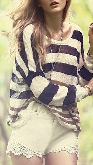 *Oh Hello, Stripes*