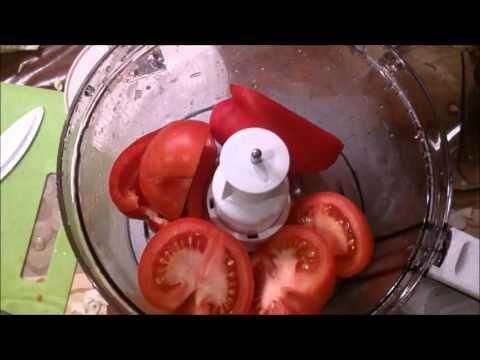 Борщ в кухонном комбайне BOSCH MCM 4200 - YouTube
