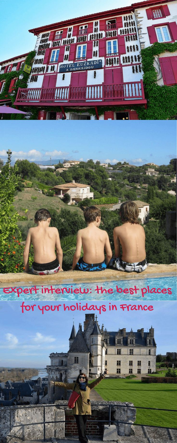 Expert interview- the best places for your holidays in France