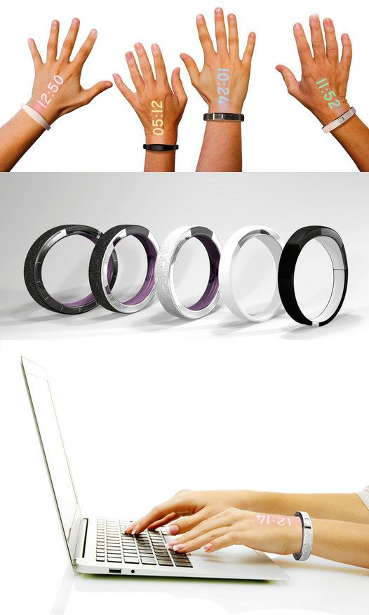 Ritot - Une montre à projection | 33 produits incroyablement intelligents qui sont sortis en 2014
