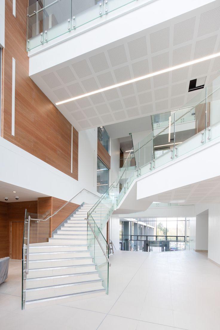 University of Bath - 10 West, Psychology Buildings