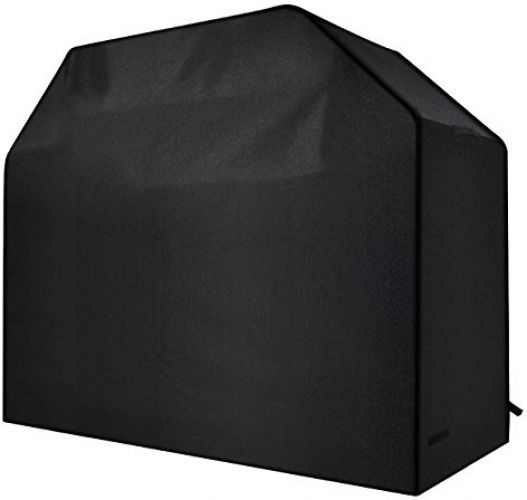 Waterproof Bbq Barbecue Gas Grill Cover, Outdoor, Grill Protector Cover, Black #Homitt