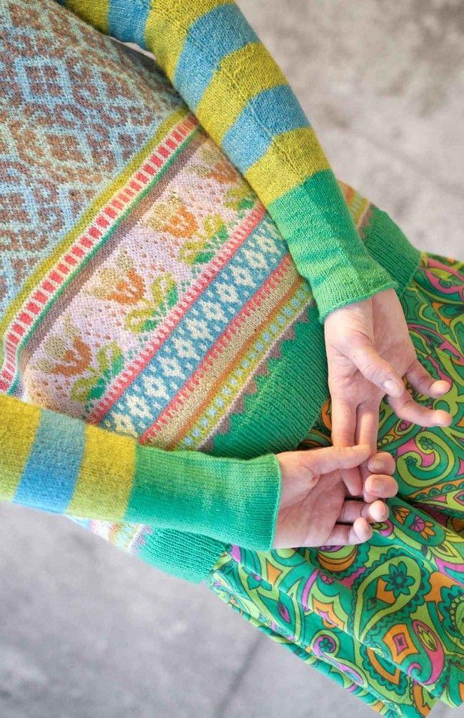 MALOU strikkepakke - Dame