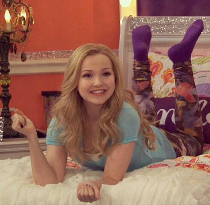 Dove Cameron on Liv and Maddie.