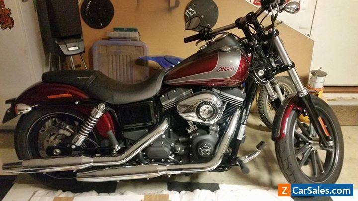 Harley Davidson #harleydavidson #streetbobdyna #forsale #australia
