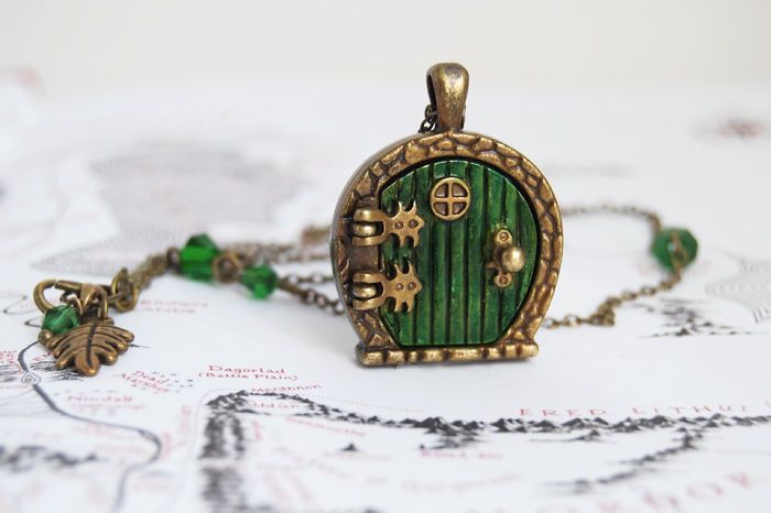 50+ Book-Inspired Pieces Of Jewelry