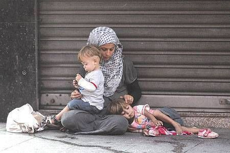 Syria - Refugees - in Beirut