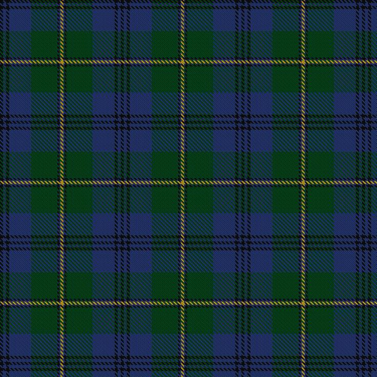 +~+~+~ Johnston Tartan ~+~+~+ Powerful Border Clan who pursued a deadly feud with the Maxwells. Their stronghold was Lochwood Tower, near Beattock, which was burned down by the Maxwells in 1593. The tartan was first published in the Vestiarium Scoticum in 1842. Before that time border tartans were generally un-named. More likely the tartan came from the Aberdeenshire Johnstons, whose family seat is at Caskieben, Blackburn.