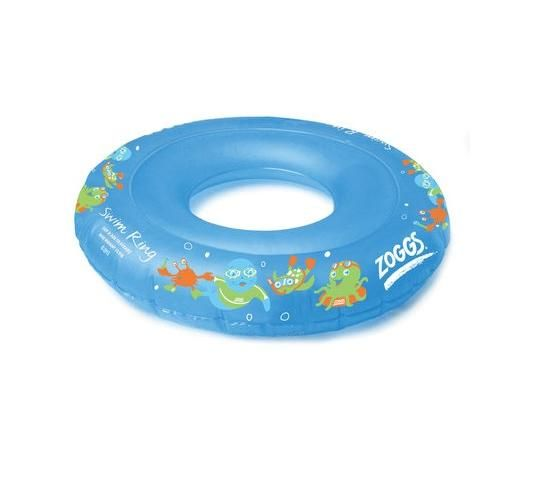Zoggs Inflatables Zoggy Swim Ring - EI valves - BLUE