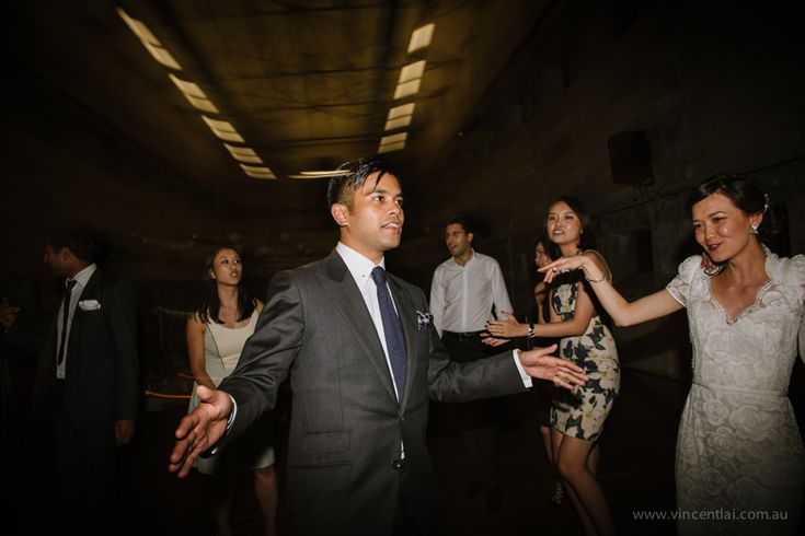 Cell Block Theatre Wedding Ceremony and Reception | National Art School – Sydney Wedding Photographer :: Vincent Lai