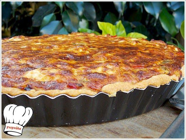 ΤΥΡΕΝΙΑ ΤΑΡΤΑ ΚΟΤΟΠΟΥΛΟΥ!!! | Νόστιμες Συνταγές της Γωγώς