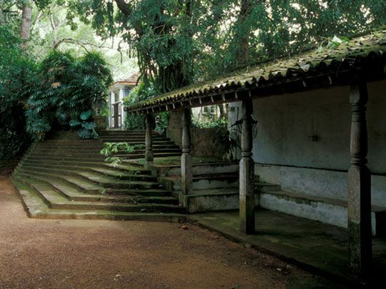 Lunuganga, Geoffrey Bawa, 1948, Sri Lanka