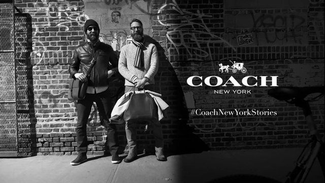 Coach presents the spring 2014 men's collection—and the New York story of Brooklyn's beloved chocolate craftsmen, the Mast Brothers.