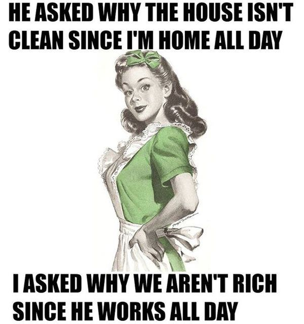 Funny Old Fashioned Quotes: 21 Funny 1950s Sarcastic Housewife Memes