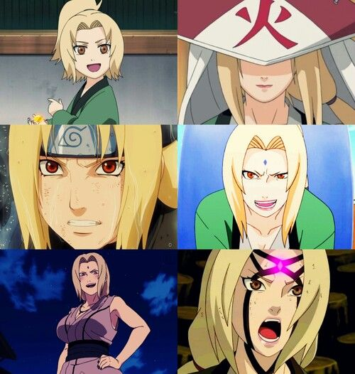 Tsunade Time Travel Fanfic