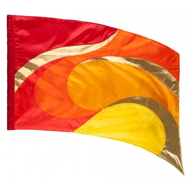 Pattern Flag - Flags - Color Guard - DeMoulin