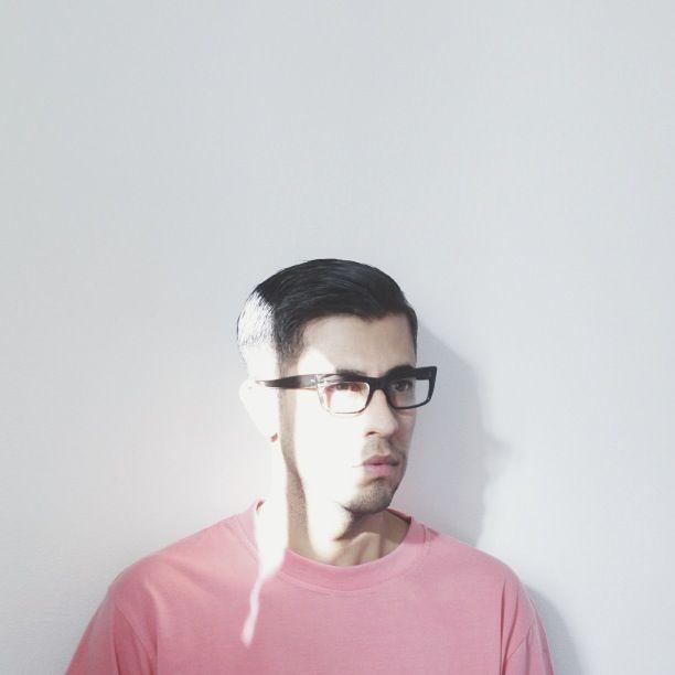 #retrato #portrait #glasses #hair #pink #lentes #pelo #cabello