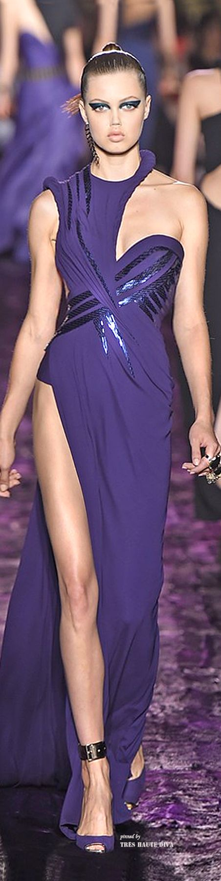 Atelier Versace Fall 2014 Couture | House of Beccaria#