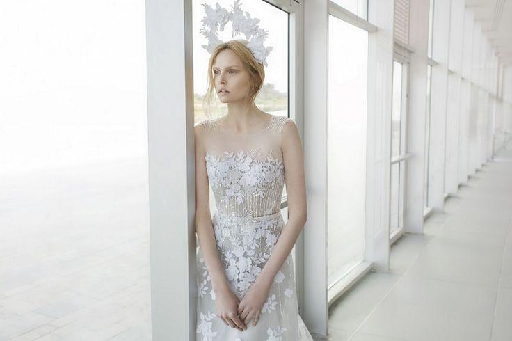 Mira Zwilinger 2016 Wedding Dresses: fabmood.com