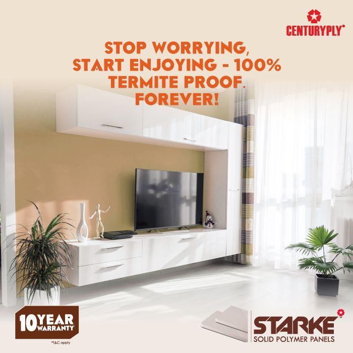 Starke Solid Polymer Panels 100 Termiteproof Forever Click To Know More Https Bit Ly 29fp1xf Call At 1800 2000 440 Termite Proof Starke Paneling