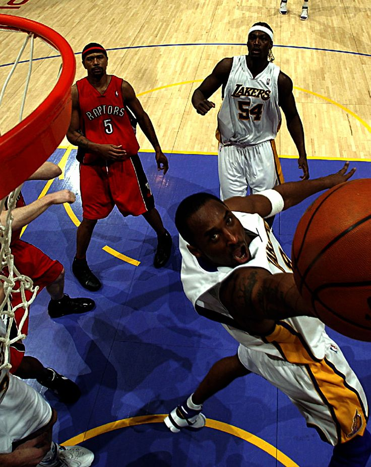 Kobe Bryant Drops 81, '06.