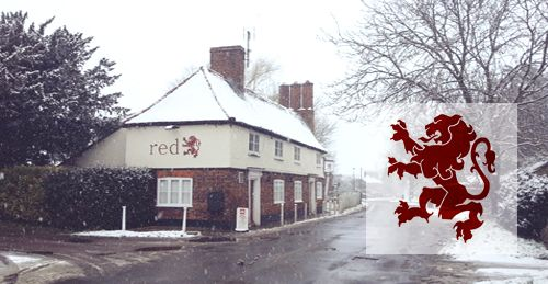 The Red Lion - Weston