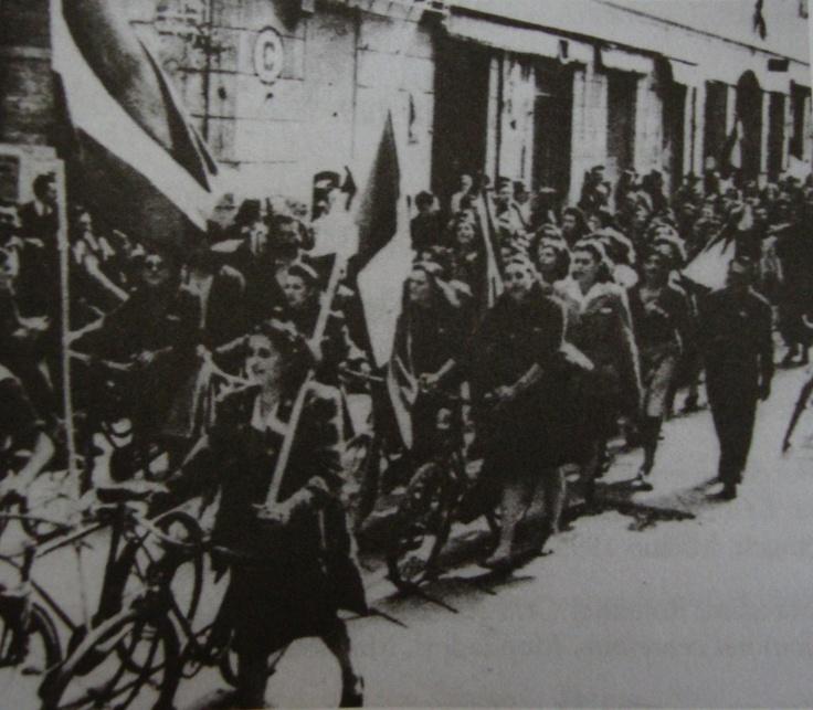 ... e non dimentichiamo che non ci sono stati solo partigiani, ma anche partigiane #25apr