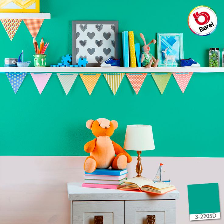 23 best cuartos ni os images on pinterest quartos - Decoracion de dormitorios pequenos ...