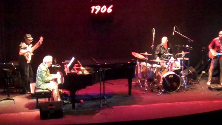 Allen Toussaint en Madrid (9-11-15) Teatro Lara (1/2)