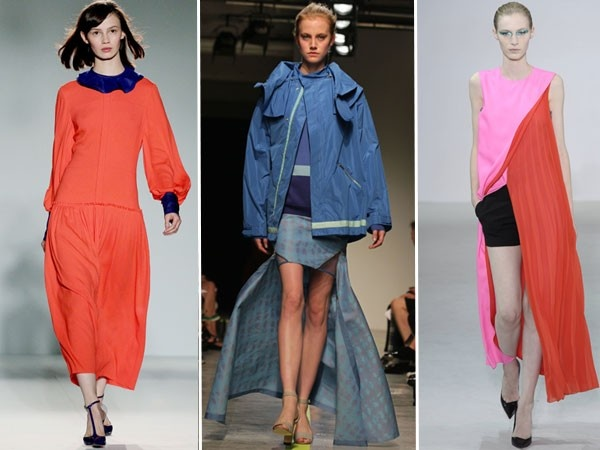 Spring  Color Trends Fashion